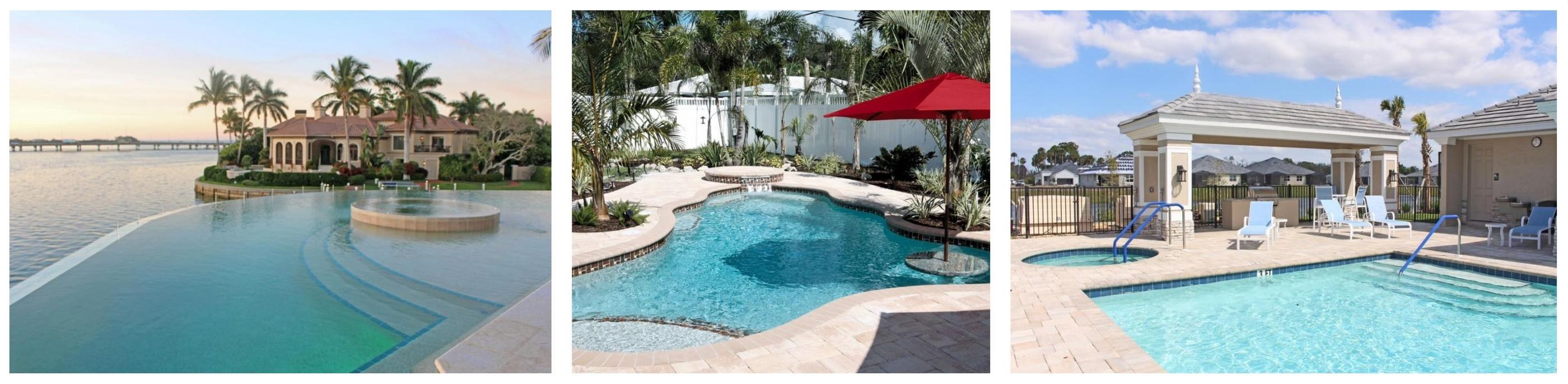 Swimming Pool Construction Holiday Pools Of West Florida